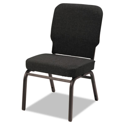 Alera® Oversize Stack Chair without Arms