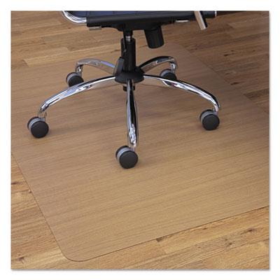 Es Robbins Wood Veneer Style Chair Mat For Hard Floors At