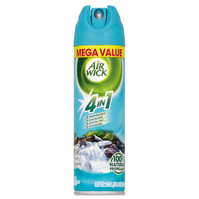 Air Wick® MEGA-SIZE 4 in 1 Aerosol Air Freshener
