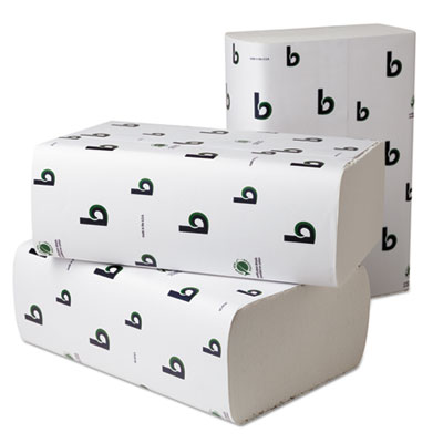 Boardwalk® Boardwalk® Green Plus Folded Paper Towels