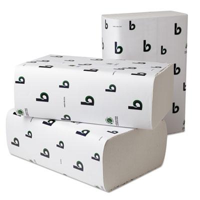 Boardwalk® Boardwalk® Green Plus Folded Paper Towels