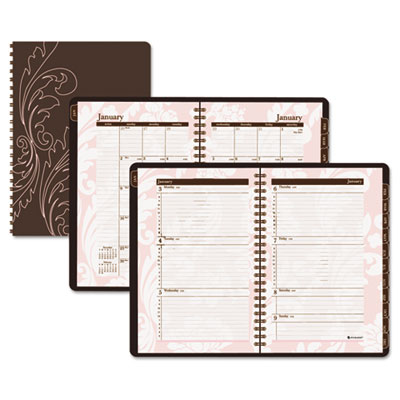 AT-A-GLANCE® Sorbet Monthly Planner