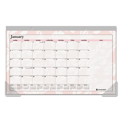 AT-A-GLANCE® Sorbet Compact Desk Pad