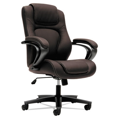 basyx® VL402 Series Executive High-Back Chair