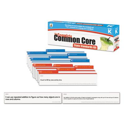 Carson-Dellosa Publishing Common Core State Standard Pocket Chart Cards