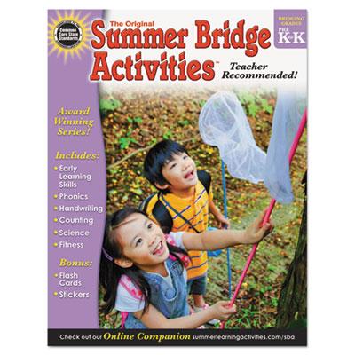 Carson-Dellosa Publishing Summer Bridge Activities™ Workbook