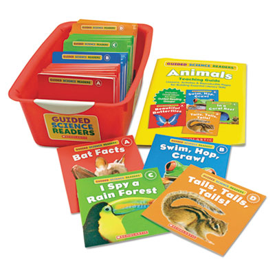 Scholastic Guided Science Readers