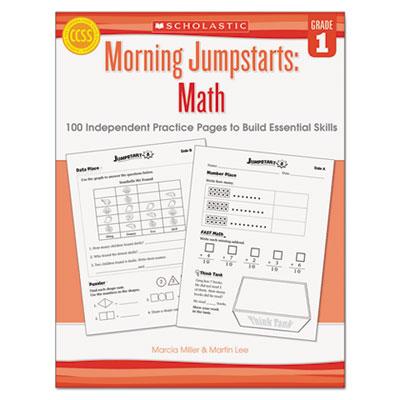 Scholastic Morning Jumpstarts: Math