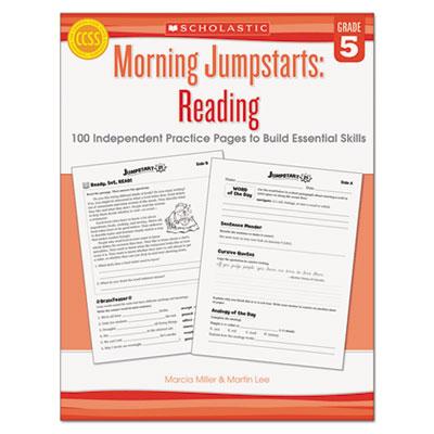 Scholastic Morning Jumpstarts: Reading