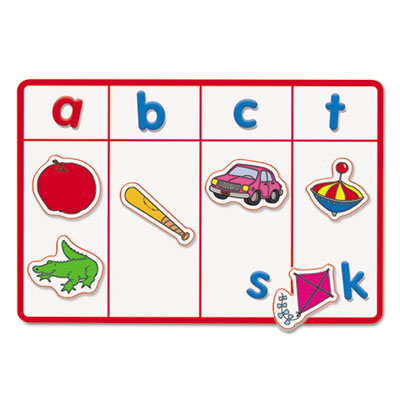 Scholastic Jumbo Fold-Out Magnetic Mats