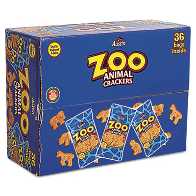Austin® Zoo Animal Crackers