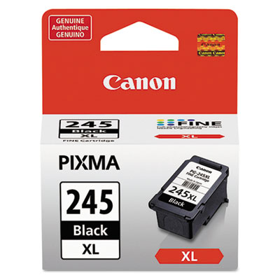 Canon® PG245XL, PG245, CL246XL, CL246 Ink