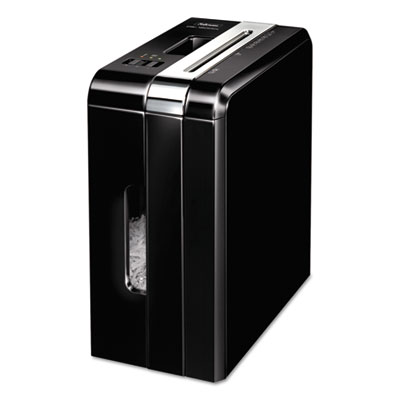 Fellowes® Powershred® DS-1200CS Light-Duty Cross-Cut Shredder