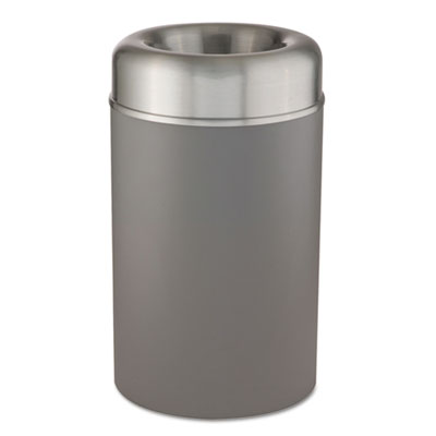 Rubbermaid® Commercial Crowne Collection™ Open Top Receptacle