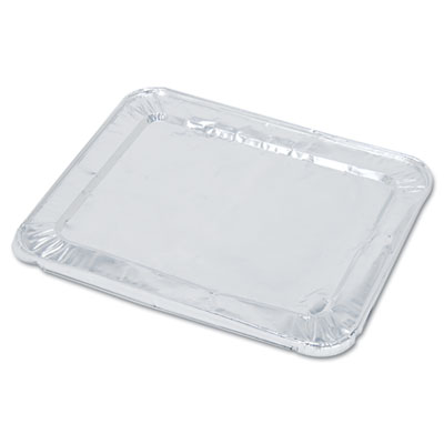 Boardwalk® Aluminum Pan Lids