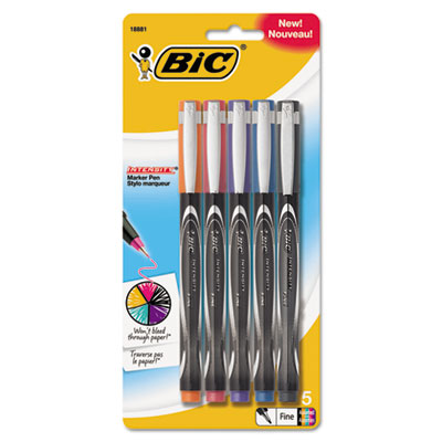 BIC® Intensity® Marker Pen Brand Marker Pens