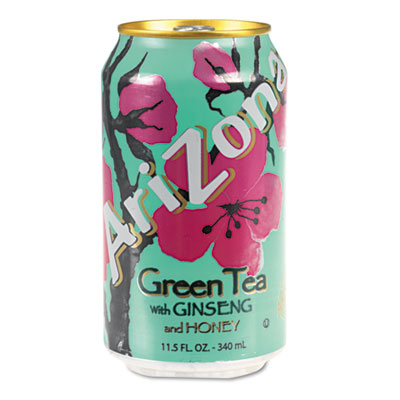 Arizona® Green Tea with Ginseng & Honey