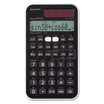 Sharp® EL-510RNB Scientific Calculator