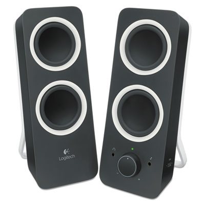 Logitech® Z200 Multimedia 2.0 Stereo Speakers
