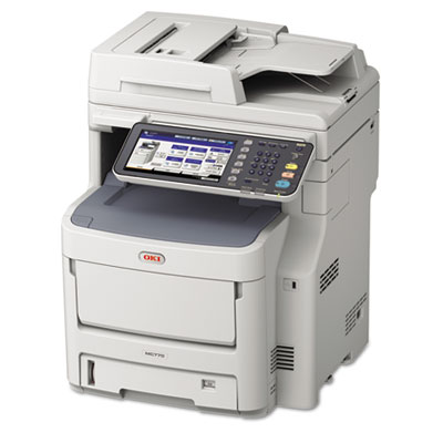 Oki® MC770 Multifunction Color Laser Printer