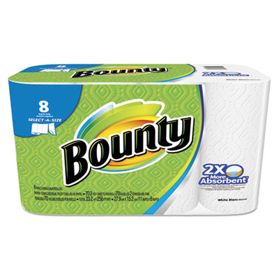 Bounty® Select-a-Size Perforated Roll Towels
