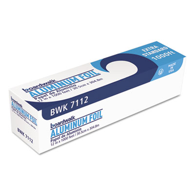 Boardwalk® Premium Quality Aluminum Foil
