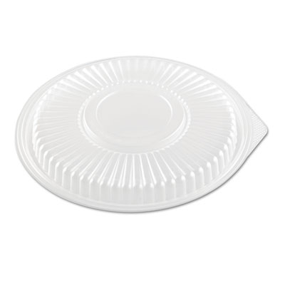 Genpak® Microwave-Safe Container Lids