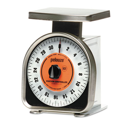 Rubbermaid® Commercial Pelouze® Y-Line Mechanical Portion-Control Scale