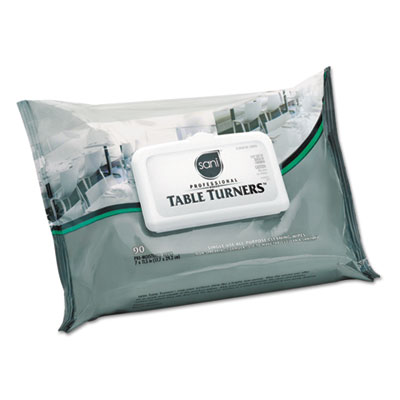 Sani Professional® Table Turners™ All Purpose Cleaning Wipes