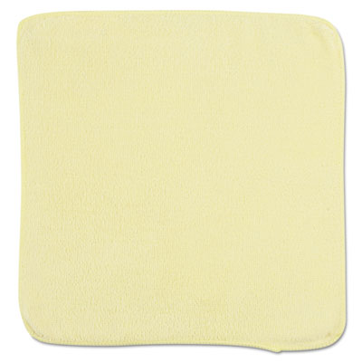 Rubbermaid® Commercial Light Commercial Microfiber Cleaning Cloths