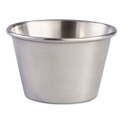 Adcraft® Stainless Steel Sauce Cups