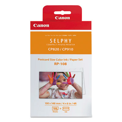 Canon® 8568B001 Ink & Paper Pack