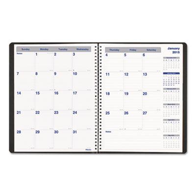 Blueline® Net Zero Carbon™ Monthly Planner