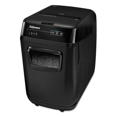 Fellowes® AutoMax™ 200C Auto Feed Cross-Cut Shredder