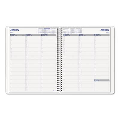 Blueline® Net Zero Carbon™ Weekly Planner