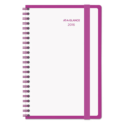AT-A-GLANCE® Color Play Weekly/Monthly Planner