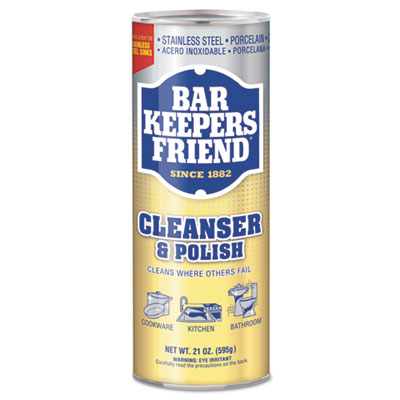 Bar Keepers Friend® Powdered Cleanser & Polish