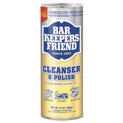 Bar Keepers Friend® Powdered Cleanser & Polish