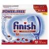 Finish® Powerball® Power & Free™ Dishwasher Tabs