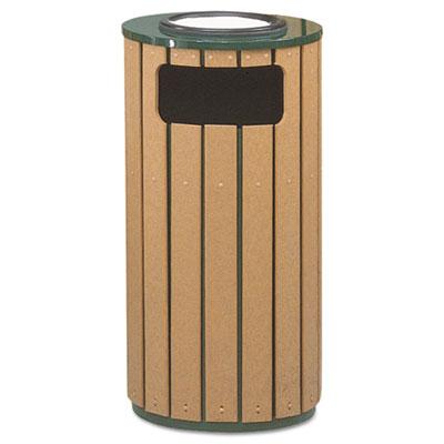 Rubbermaid® Commercial Regent 50 Series Ash/Trash Waste Receptacle