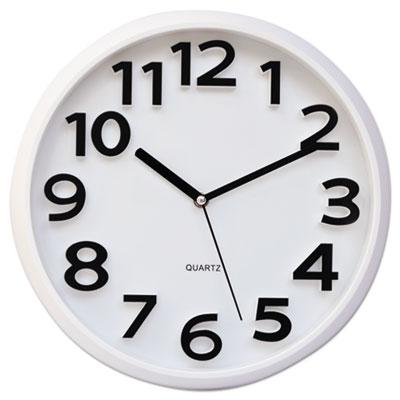Universal® Contemporary Round Wall Clock