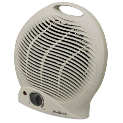 Holmes® Compact Electric Fan-Forced Heater
