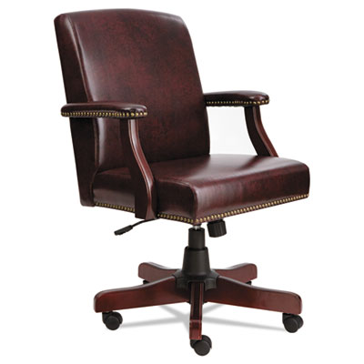Alera® Traditional Series Mid-Back Chair