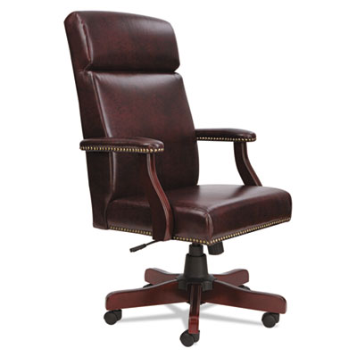 Alera® Traditional Series High-Back Chair