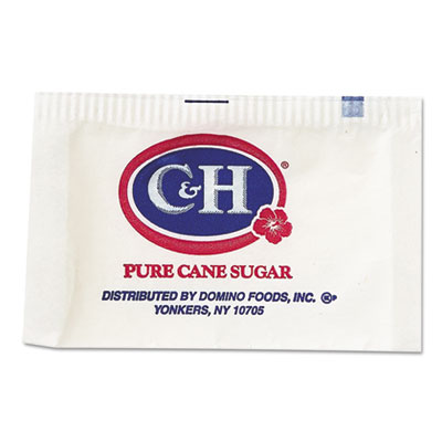 C&H® Granulated Sugar Packets