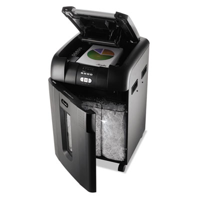 Swingline® Stack-and-Shred™ 500XL Super Cross-Cut Shredder Plus Pack