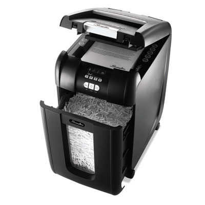 Swingline® Stack-and-Shred™ 300XL Super Cross-Cut Shredder Plus Pack