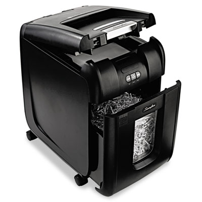 Swingline® Stack-and-Shred™ 200XL Super Cross-Cut Shredder Plus Pack