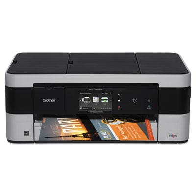 Brother® Business Smart™ MFC-J4620DW Color Multifunction Inkjet Printer