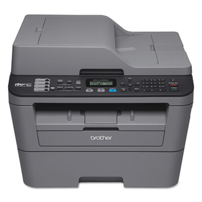 Brother® MFC-L2700DW Compact Laser All-in-One with Wireless Networking and Duplex Printing